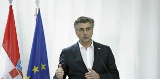 plenkovic najnegativnija ocjena politicar hrvatska