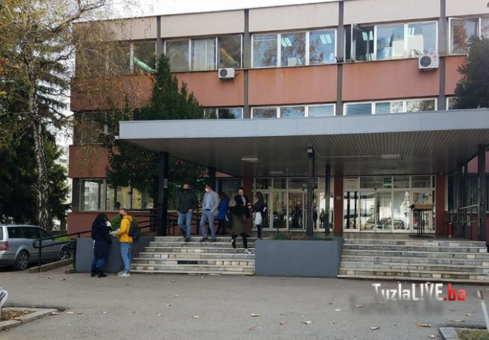 studenti univerzitet tuzla prenos ispiti skupstina tk