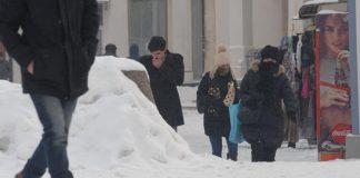 prognoza zima AccuWeather balkan