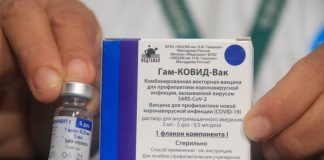 Foto:EPA-EFE: Rusko cjepivo se pokazalo učinkovito