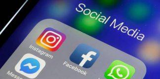 problemi internet facebook instagram