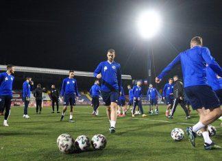 fudbal reprezentacija bih zabrana ulazak kazahstan sestorica igracaprijateljski mec kuvajt