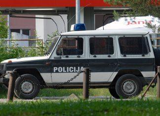policija stradao radnik strujni udar gracanica