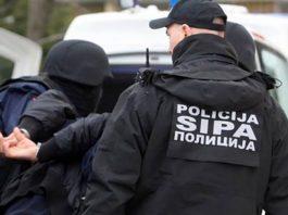 sipa uhapsen muskarac droga sarajevo
