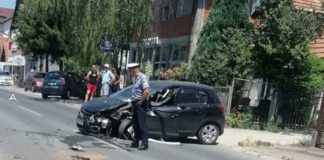 povrede zenska osoba saobracajna nesreca, novo naselje, tuzla