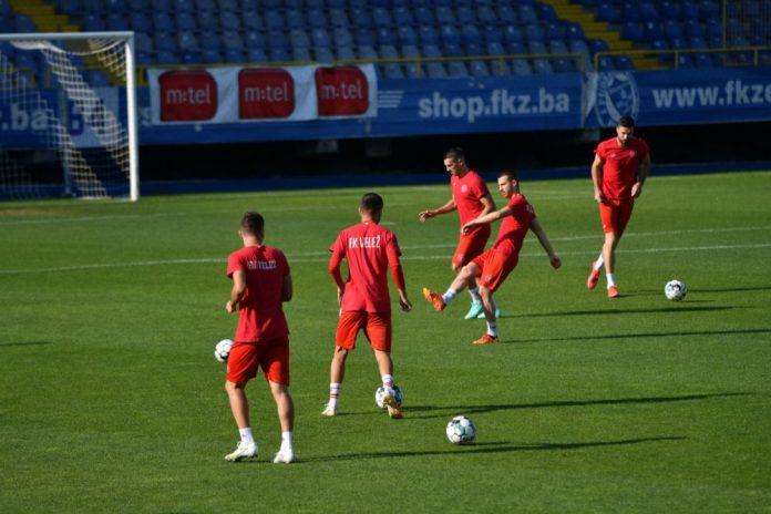 fudbaleri veleza trening utakmica aek konferencijska liga
