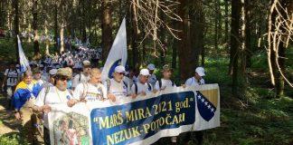 mars mira nezuk potocari genocid srebrenica