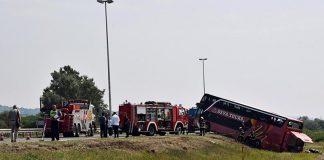 pritvor vozac nesreca_autobus_kosovo