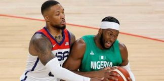 nigerija senzacija pobjeda americki dream team