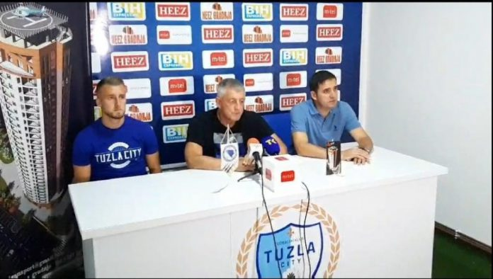 press Tuzla City