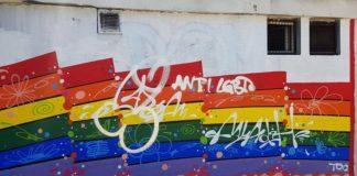 presvaran grafit lgbt dugine boje tuzla