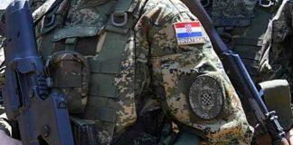 pronadjen mrtav hrvatski vojnik varazdin