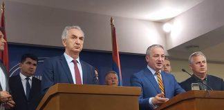 sastanak lideri opozicija rs neslaganje aktivnosti dodik