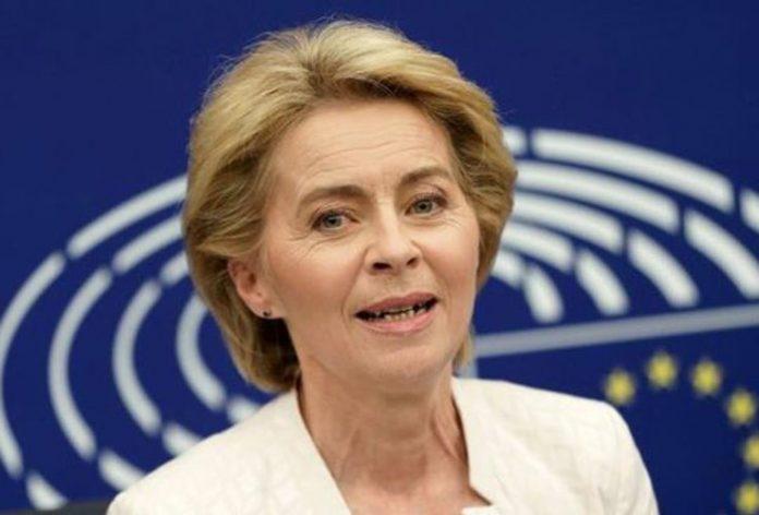 Usrula von der Leyen predsjednica europske komisije posjeta zapadni balkan