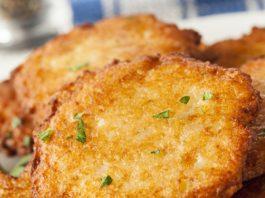 palacinci promjena, krompir