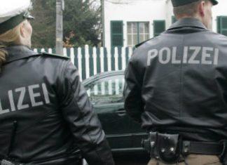 Policija, Njemacka