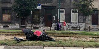 povrijedjen motociklista teska nesreca dolac malta sarajevo