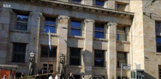 soabracajna nesreca terenac zgrada banka sarajevo