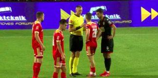 kazne velez prekid utakmice borac