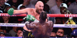 Tyson Fury odbrana svjetski prvak boks