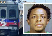 beskucnik silovanje zena voz putnici snimanje Philadelphija