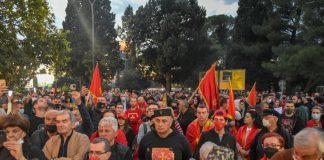 protesti gradjani manastir cetinje crna gora