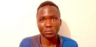 bijeg policijska stanica serijski ubica kenija